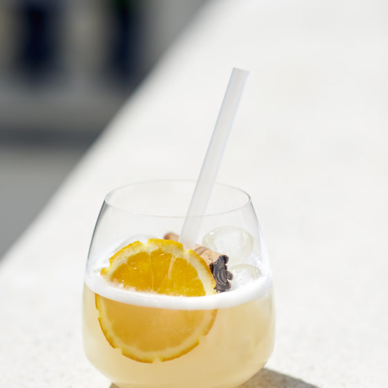 coktail orange Brugmann